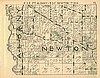 1936 Farm ownership atlas Albany/Newton