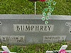 William D. and Dorothy Bumphrey