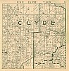 1936 Farm ownership atlas - Clyde