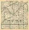 1936 Farm ownership atlas - Hume/pt Lyndon