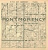 1936  Farm ownership atlas - Montmorency