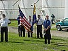 Tampico American Legion Color Guard